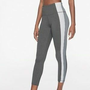 ATHLETA Colorbock Asym PowerVita 7/8 Tight